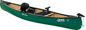 Old Town Pack 12 Angler Solo Canoe by Old Town Canoe