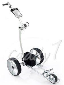 Elektro Golf Trolley CADDYONE 500, 300W, 22 Ah-Akku