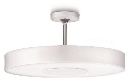philips seru lampada bagno soffitto led bianco e cromo. Black Bedroom Furniture Sets. Home Design Ideas
