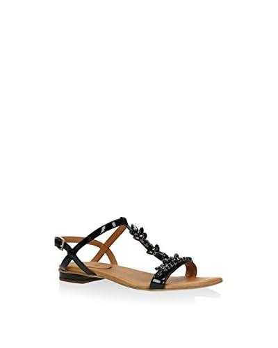 GINO ROSSI Sandale schwarz