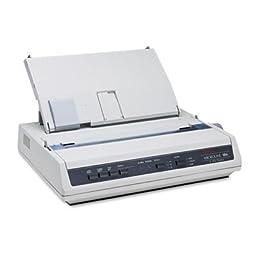 Microline ML186 Dot Matrix Printer (Serial), Sold as 2 Each