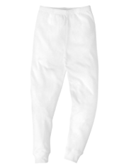 Ribbed Thermal Long Pants
