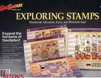 GeoSafari Exploring Stamps