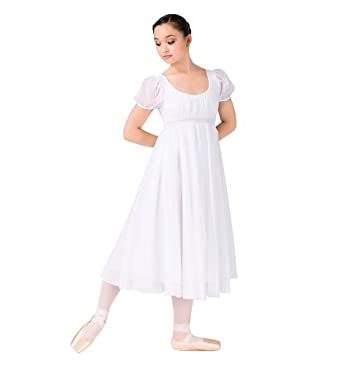 Buy Body Wrappers Classical Ballet Clara Dress LIGHT BLUE XS by Body Wrappers