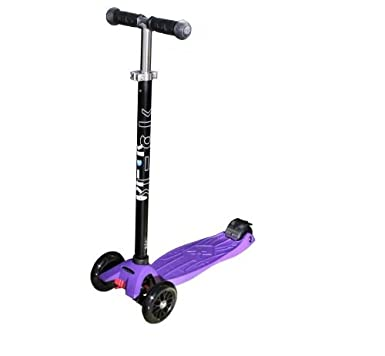 Purple with T-BAR Steering