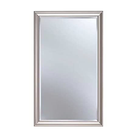 Alno MC30244-SN Mirror Cabinets, Satin Nickel