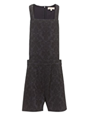 Angel Jacquard Playsuit