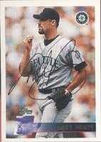 Andy Benes Seattle Mariners 1996 Topps Autographed Hand Signed Trading Card. by Hall+of+Fame+Memorabilia