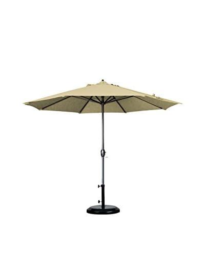 Sunline Auto Tilt Market Umbrella, Antique Beige