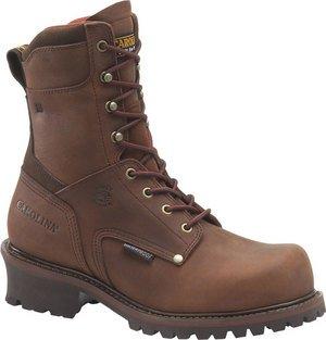 Carolina Waterproof Steel Toe 400 Gram Thinsulate Broad Toe