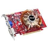 1GB Asus HD 4670, PCI-E 2.0(x16), 1600MHz GDDR3, GPU 750MHz, 320 Cores, D-Sub/ Dual Link DVI-I/ HDMIby ASUS