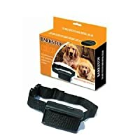 EngiveawayAnti-Bark Dog Training Shock Control No Barking Collar For Medium/Large Dog US from Engiveaway