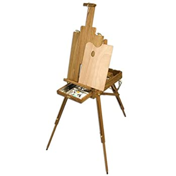 Safari Deluxe French Easel Walnut Stain