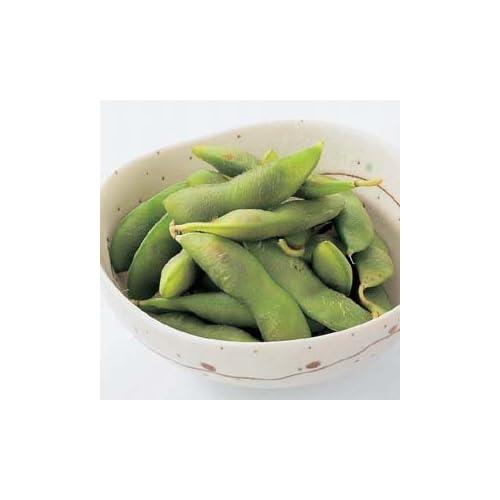 【コクのある味わい】黒豆の枝豆 500g