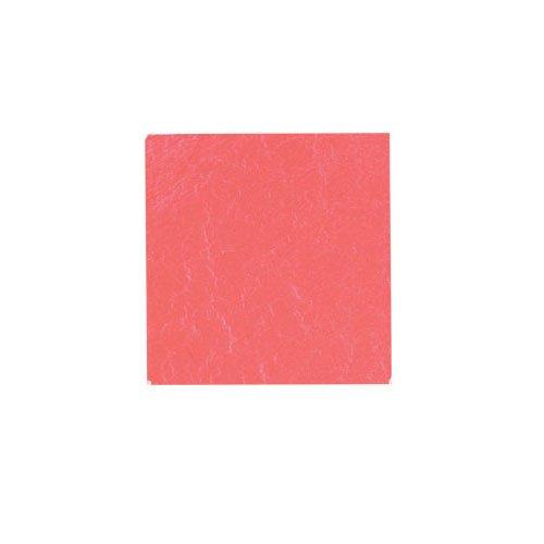 カラー純銀箔 #608 薔薇色 3.5㎜角×5枚