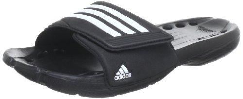 adidas G13779 Ciabatte Unisex, Colore Nero (Schwarz (Black 1 / White / White)), Taglia 37 EU (4 UK)