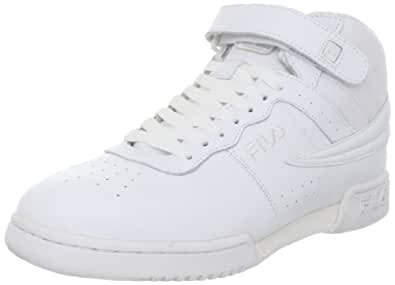 Fila Men's F-13 Sneaker,Triple White Synthetic and fabric,6.5 M US