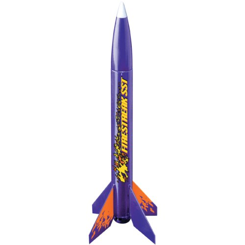 Estes 806 Firestreak SST Flying Model Rocket Kit
