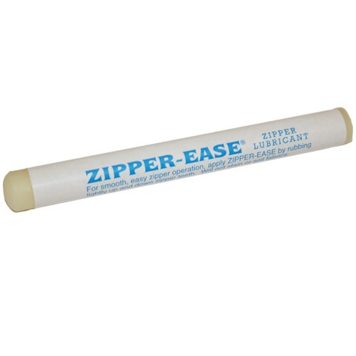 ZIPPER-EASE Pencil Type Zipper Wax Lubricant (Types Of Pencils compare prices)