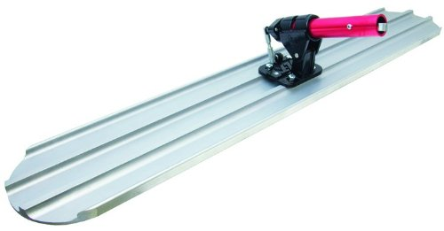 QLT By MARSHALLTOWN MB48RR 48-Inch Bull Float with Rock-It 2.0 Bracket