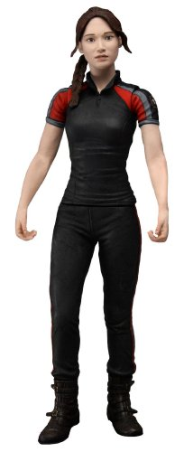 "The Hunger Games Movie ""Katniss in Training Day Outfit"" 7 inch Action Figures"