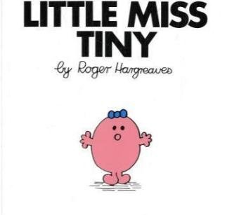 Little Miss Tiny (Little Miss Classic Library)
