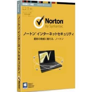 NORTON INTERNET SECURITY 同時購入1年版