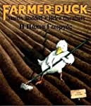 Farmer Duck in Greek and English: 1
