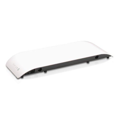 CnMemory i-oink TS-220 Lautsprechersystem für TV/DVD-Spieler/PC (15 Watt) mit Subwoofer weiß