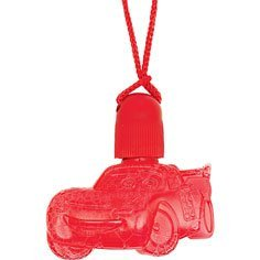 Amscan Cars 2 Bubble Necklace (1 Piece), Red