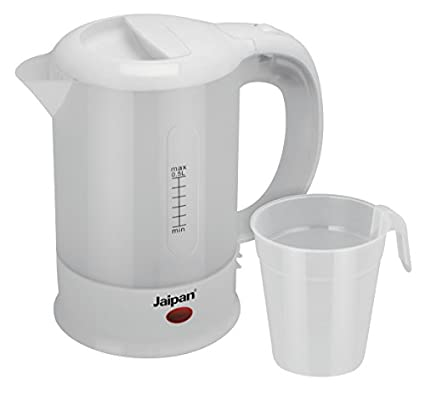 Jaipan-VI-9010-0.5-Litre-Electric-Travel-Kettle-(White)