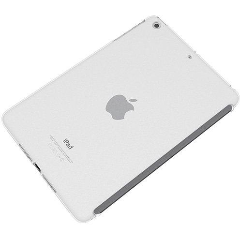 パワーサポート エアージャケットセット for iPad Air(Smart Cover対応版/クリア) PIZ-81