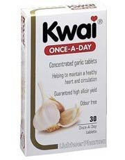 Kwai One A Day Garlic Tablets Odour Free 30