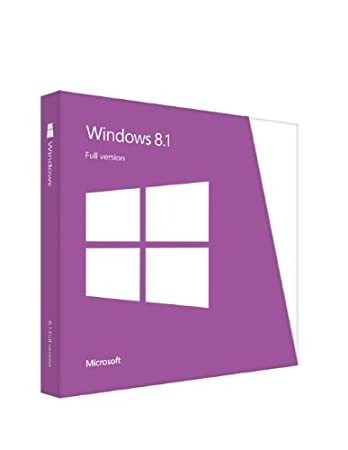 Microsoft Windows 8.1 - Full Version