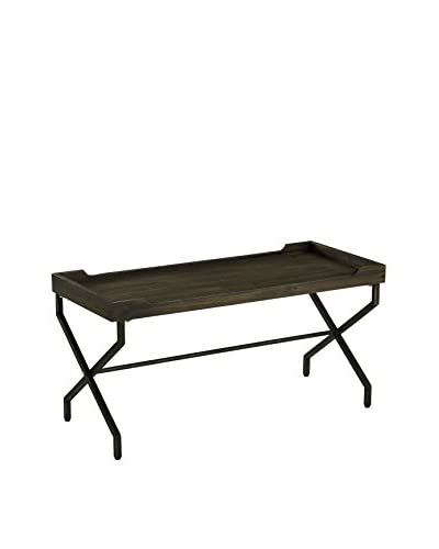 Cooper Classics Janning Table, Brown