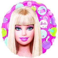 Barbie All Doll'd Up Mylar Balloon