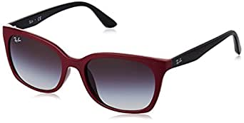 Ray-Ban Gradient Square Women Sunglasses (0RB7060I62048G54|53.9 millimeters|Grey Gradient)