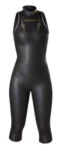 5/3mm NeoSport Womens Triathlon Sleeveless John Wetsuit Tri Suit Triathlete Wet Suit All Sizes Authorized Dealer Full Warranty, LG - 10