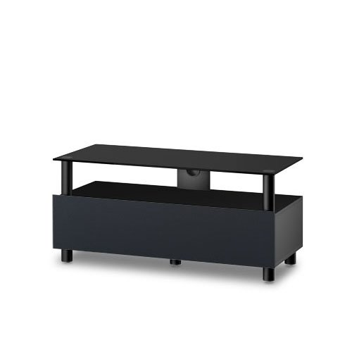 Sonorous Neo Troy TV Cabinet for Up to 42 inch TVs - Graphite