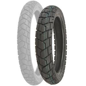 Shinko 705 Series Dual Sport Tire - Rear - 150/70R17 , Position: Rear, Tire Size: 150/70-17, Rim Size: 17, Tire Ply: 4, Load Rating: 69, Speed Rating: H, Tire Construction: Radial, Tire Type: Dual Sport, Tire Application: All-Terrain XF87-4536