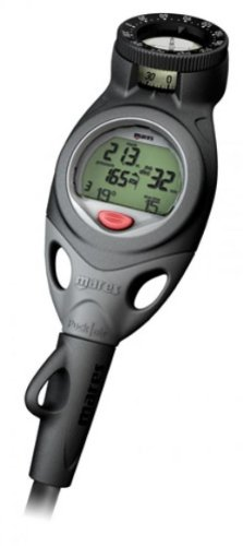 Mares Puck Air Dive Computer with Compass