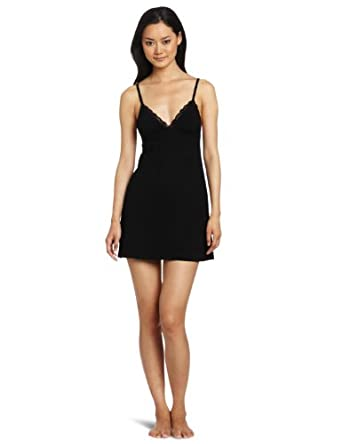 Cosabella Women's Giulietta Babydoll Underwear, Black, Small