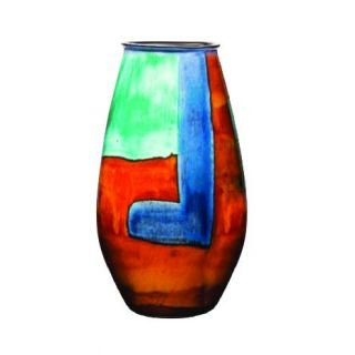Poole Pottery Gemstones Manhattan Vase 26cm