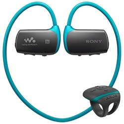 ソニー ウォークマン WSシリーズ <メモリータイプ> 16GB ブルー NW-WS615/L