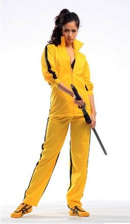 Women's Game of Death Costume