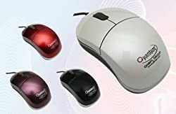 QHM 295 USB OPTICAL MOUSE color may vary