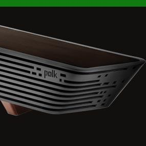 The full range Dolby Digital N1 features Polk's patented SDA surround technology that let's you experience games, music, and movies at a deeper, more visceral level.