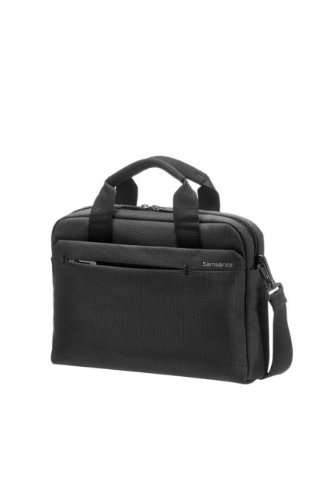 "Samsonite Cartella Network 2 Laptop Bag 11""-12.1"" 6 liters Nero (Charcoal) 51882-1174"