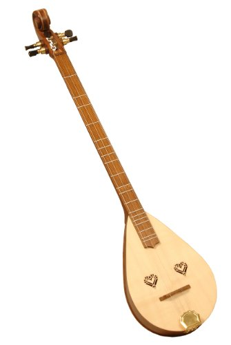 Roosebeck Dmwfsr Wildwood Dulcimer, Rosewood, Heart Openings And Scrolled Pegbox front-810198