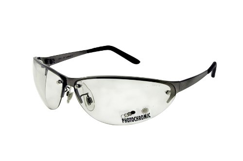 Photochromic Safety Glasses UV400